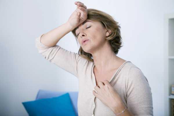Фото:ранняя менопауза у женщин